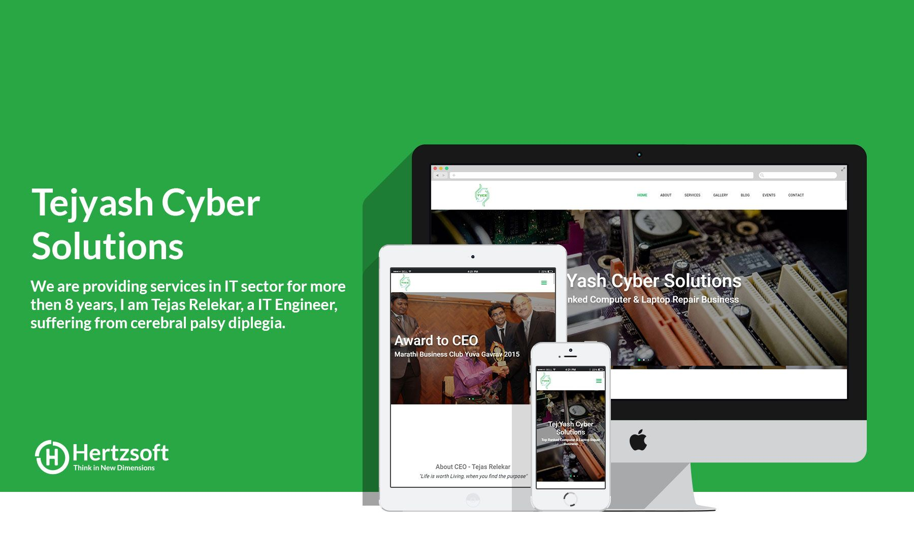 Tejyash Cyber Solutions